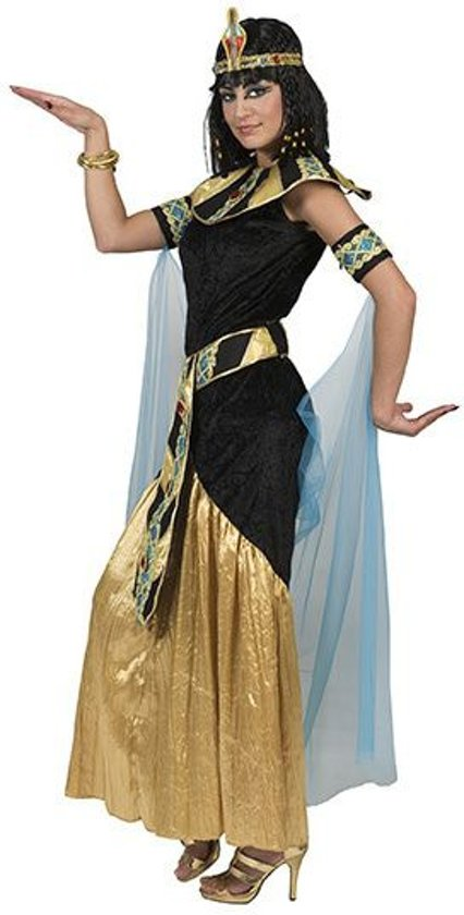 Bol Com Egypte Kostuum Walk Like A Cleopatra Vrouw Maat 36
