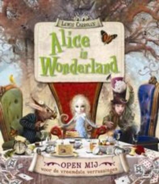 Citaten Uit Alice In Wonderland : Bol alice in wonderland harriet castor lewis