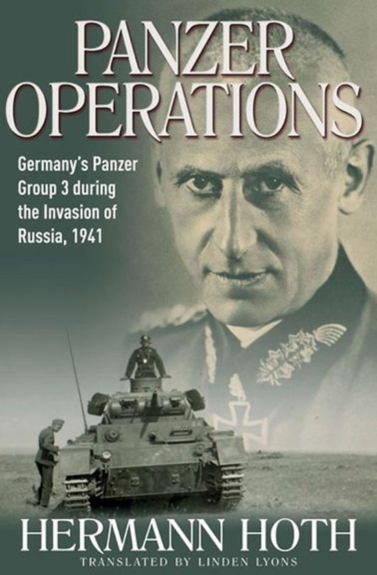 Bol Panzer Operations Ebook Hermann Hoth 9781612002705