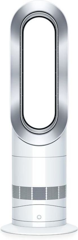 Dyson AM09 Hot & Cool - Tafelventilator - Wit/zilver voor €304,50