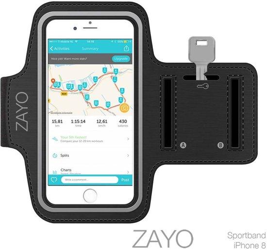 Sportband iPhone 8 plus / 8 + Hardloop Armband
