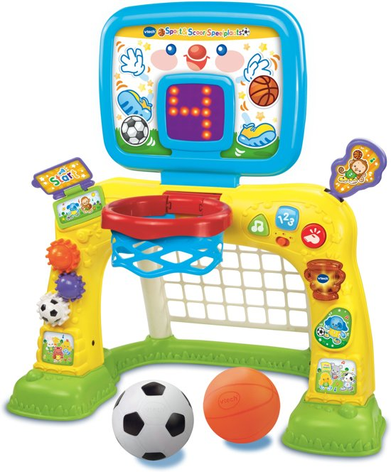 Afbeelding van VTech Baby Sport & Scoor Speelplaats - Activity-Center speelgoed