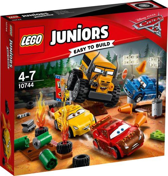 Bol Com Lego Juniors Cars 3 Thunder Hollow Crazy 8 Race 10744