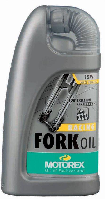 Oil Motorex 1 Fork Liter Racing 15w OTwxwqPYU