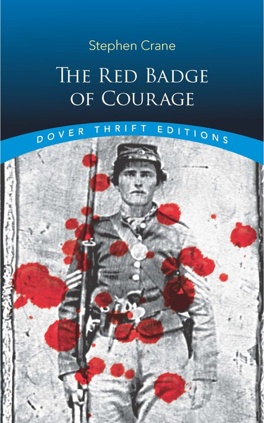 a focus on the character henry in stephen cranes the red badge of courage The red badge of courage by stephen crane follows a red badge of courage summary henry longs to be injured wounds are the red badges of courage.