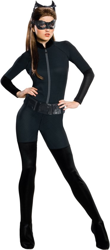 Sexy New Movie Catwoman™ kostuum voor dames - Verkleedkleding