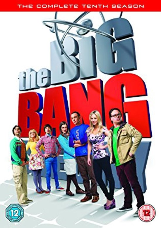 The Big Bang Theory - Seizoen 10 (Import met NL Ondertiteling)
