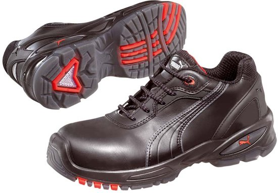 Werkschoenen S3 Puma.Bol Com Puma Veiligheidsschoenen Laag S3 Kruipneus 64052 43 Zwart