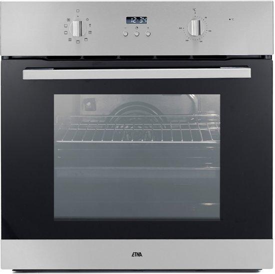 ETNA OM170RVS - Trendlijn - Inbouw Oven