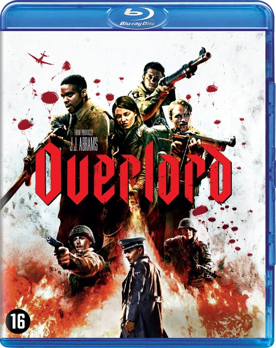 DVD cover van Overlord (Blu-ray)