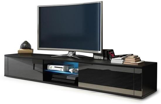 Led Verlichting Kast : Bol tv meubel tv kast elegance met led verlichting body