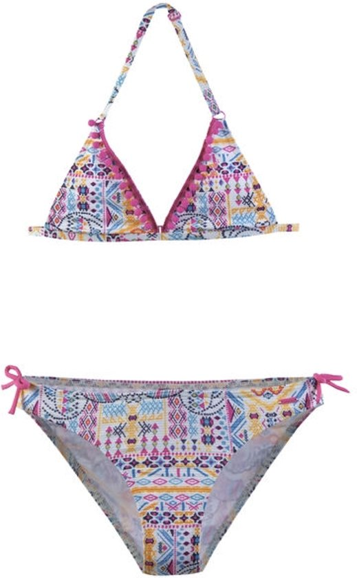 Protest Triangle Bikini Meisjes EMY Pink Pink164