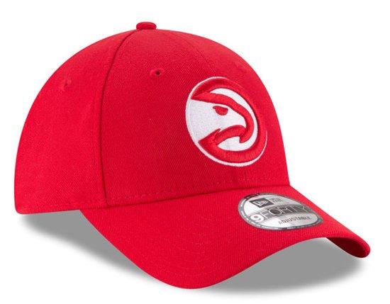 winkel bestsellers baby schattig goedkoop New Era Cap 9FORTY Atlanta Hawks - One size - Unisex - Rood