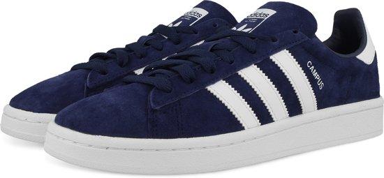 adidas schoenen donkerblauw