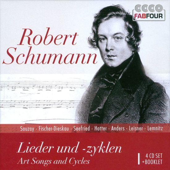 R. Schumann: Lieder Und -Zyklen