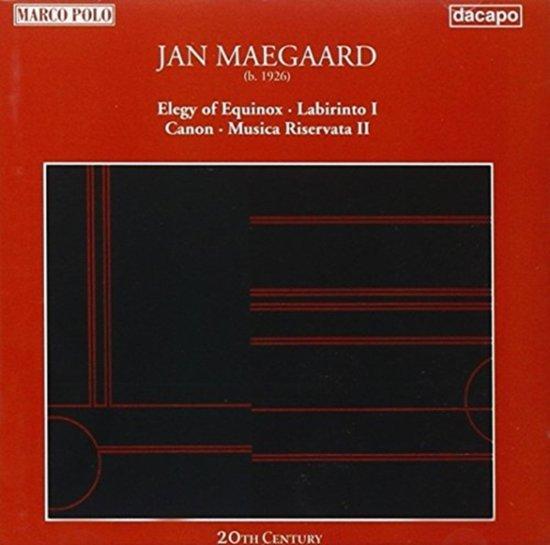 Maegaard: Chamber Music