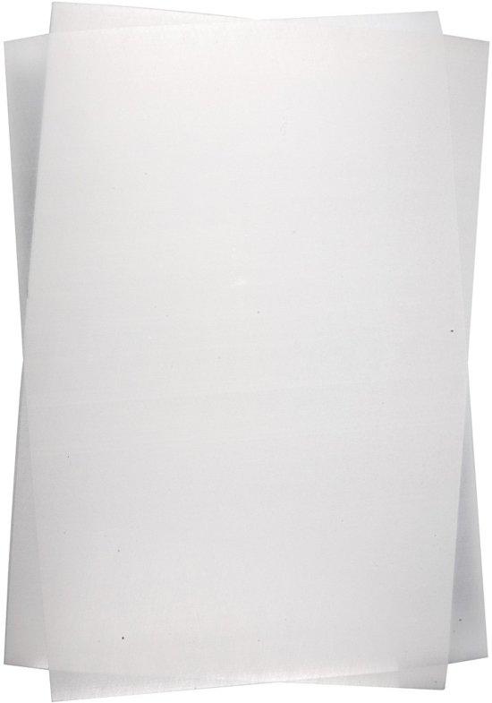 Krimpie Dinkie krimpfolie transparant (4 vellen)