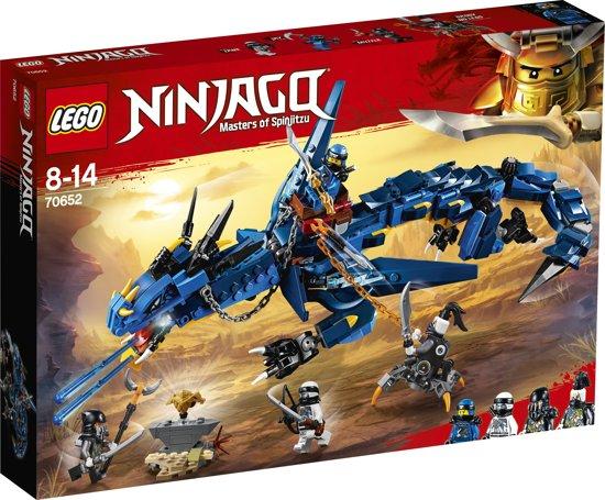 Bol Com Lego Ninjago Stormbringer Draak 70652 Lego Speelgoed
