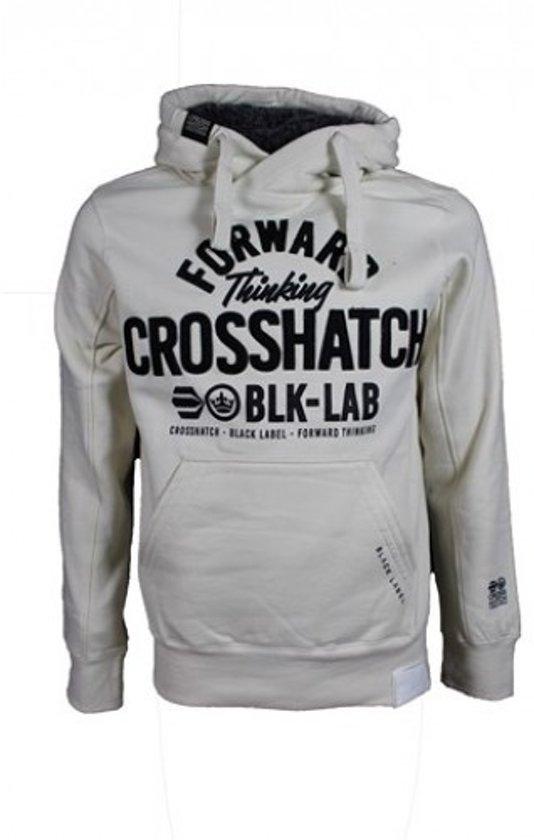 Beige Maat M Crankie Heren Sweater Basicwear wqFRxtHIv4