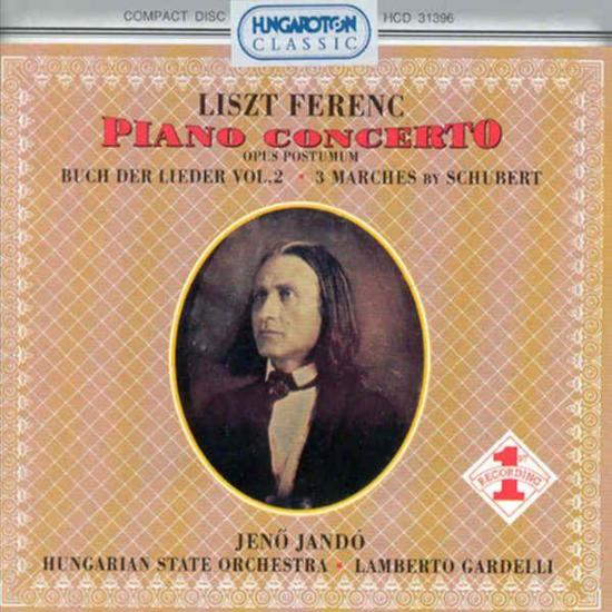 Jando J. (Piano) / Hung State - Piano Concerto Op Post / Buch