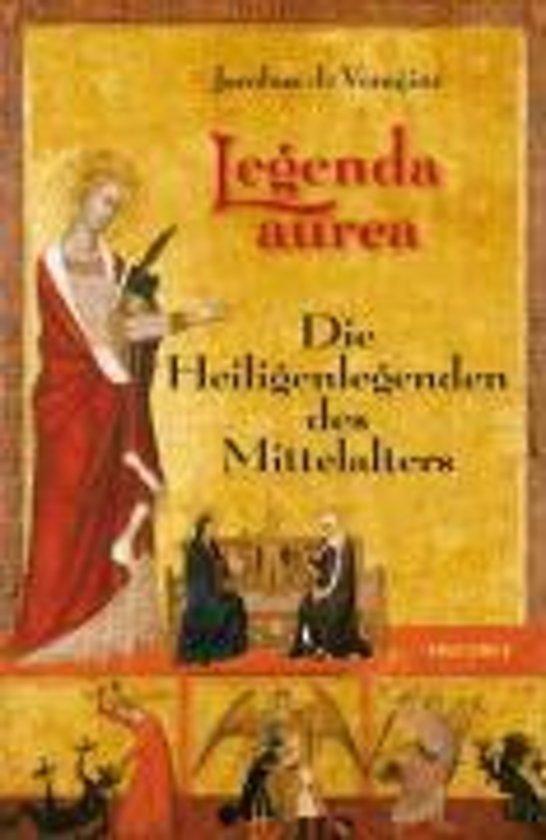 | Legenda aurea, Jacobus De Voragine | 9783866472846