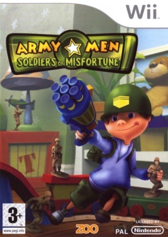 Army Men: Soldiers of Misfortune kopen