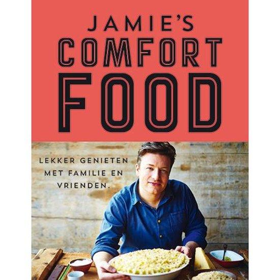 Boek cover Jamies comfort food van Jamie Oliver (Hardcover)