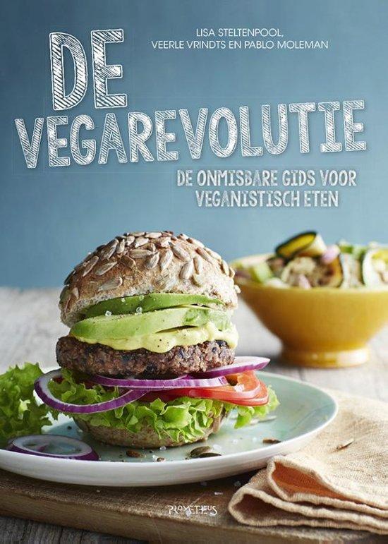 Boekomslag voor De vegarevolutie