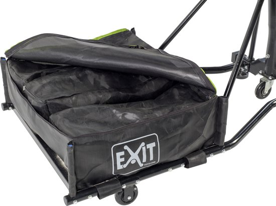 EXIT Galaxy Portable Basketbalring met dunkring