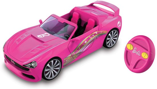nikko barbie cabrio rc auto toystate. Black Bedroom Furniture Sets. Home Design Ideas