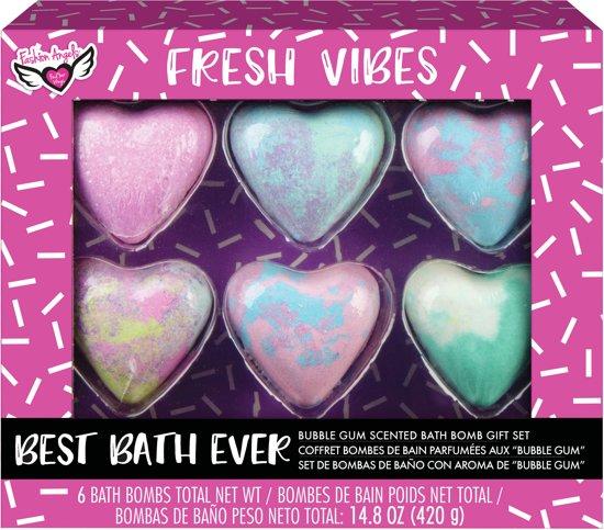 Fashion Angels Fresh Vibes Bruisballen Hartjes 6st.