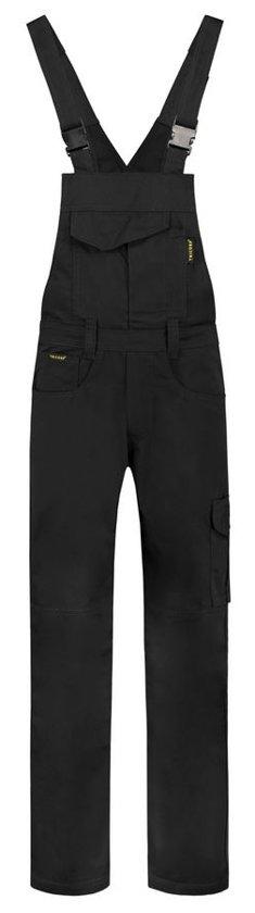 Tricorp amerikaanse overall - Workwear - 752001 - zwart - maat 3XL