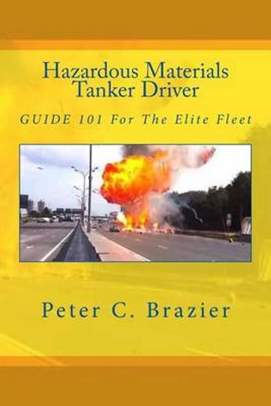 Hazardous Materials Tanker Driver