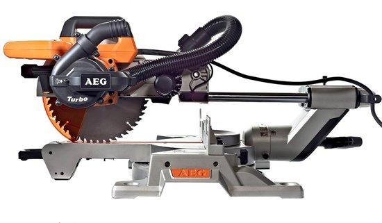 AEG Powertools PS254L Afkortzaag | Afkortzaagmachine 2000W