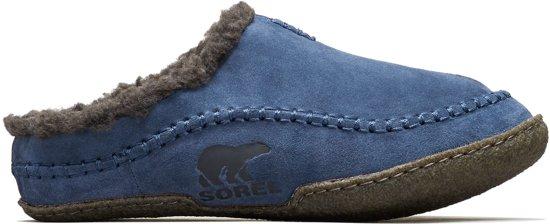 Herenslippers Ridge Maat grijs 43 Slipper Mannen Falcon Blauw Sorel 5qpnIct1