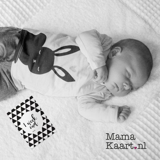 Mijlpaalkaarten Baby - MamaKaart.nl