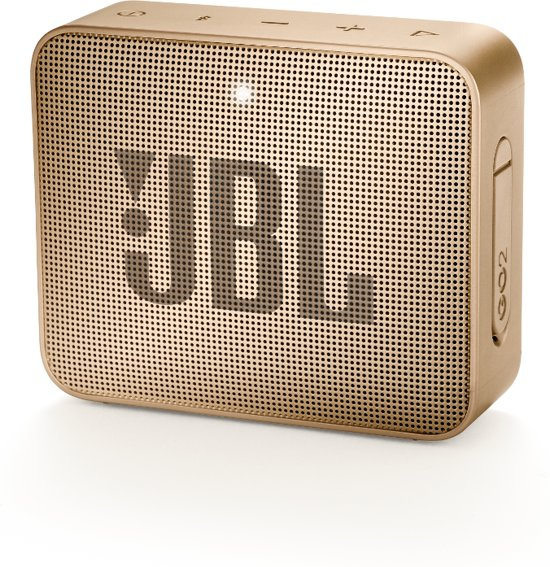 Bol Com Jbl Go 2 Goud Draadloze Bluetooth Mini Speaker