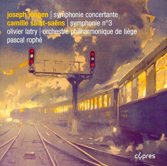 Symphonie Concertante & Saint-Saens