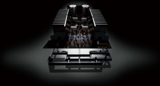 Yamaha A-S701 Zwart