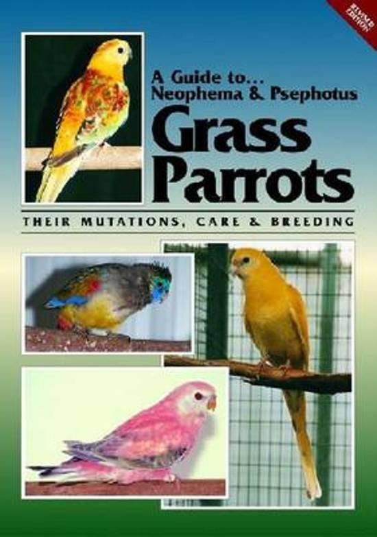Neophema and Psephotus Parkieten - Toby Martin pdf epub