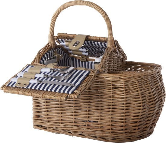 Cosy&Trendy Picknickmand - 2 Persoons Valentinaa