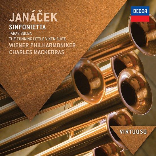 Sinfonietta/Taras Bulba/The Cunning Lit (Virtuoso)