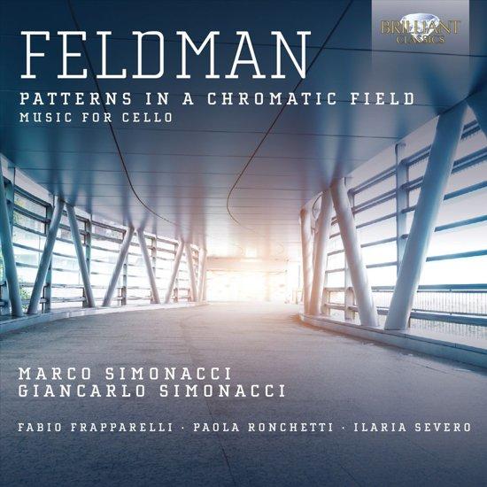 Feldman: Music For Cello