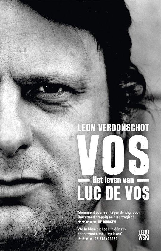 Boek cover VOS van Leon Verdonschot (Onbekend)