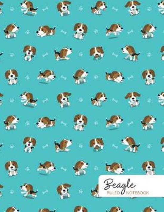 Beagle Ruled Notebook