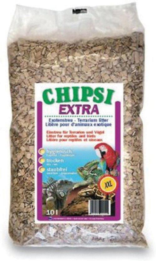 Chipsi extra XXL beukenhoutspaanders 15kg