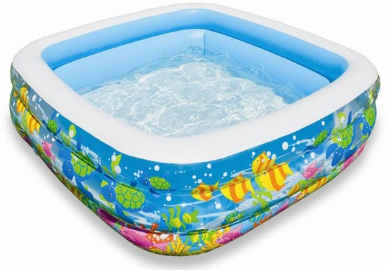 Intex Zwembad Rood