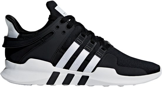 on sale 07153 c4e4b adidas EQT Support ADV Sneakers - Maat 45 1/3 - Mannen - zwart/wit