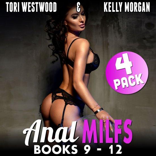 Anal MILFs Bundle 3 : 4-Pack : Books 9 - 12 (Anal Sex Erotica MILF Erotica)