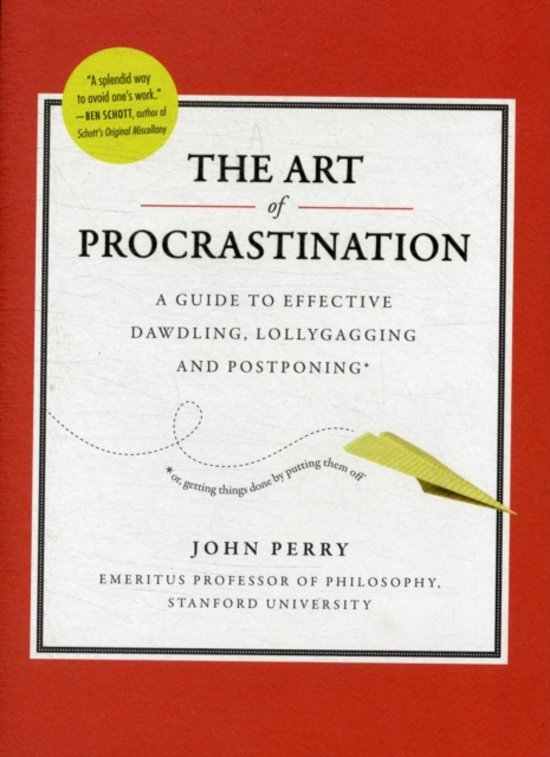 The Art of Procrastination